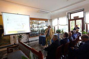 Massimo Moschini presenta il sito GoSud.it